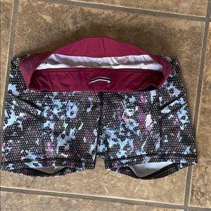 lululemon athletica Shorts - Lululemon Compression Shorts With Pockets